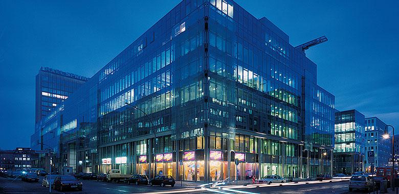 Axel Springer Verlag Berlin