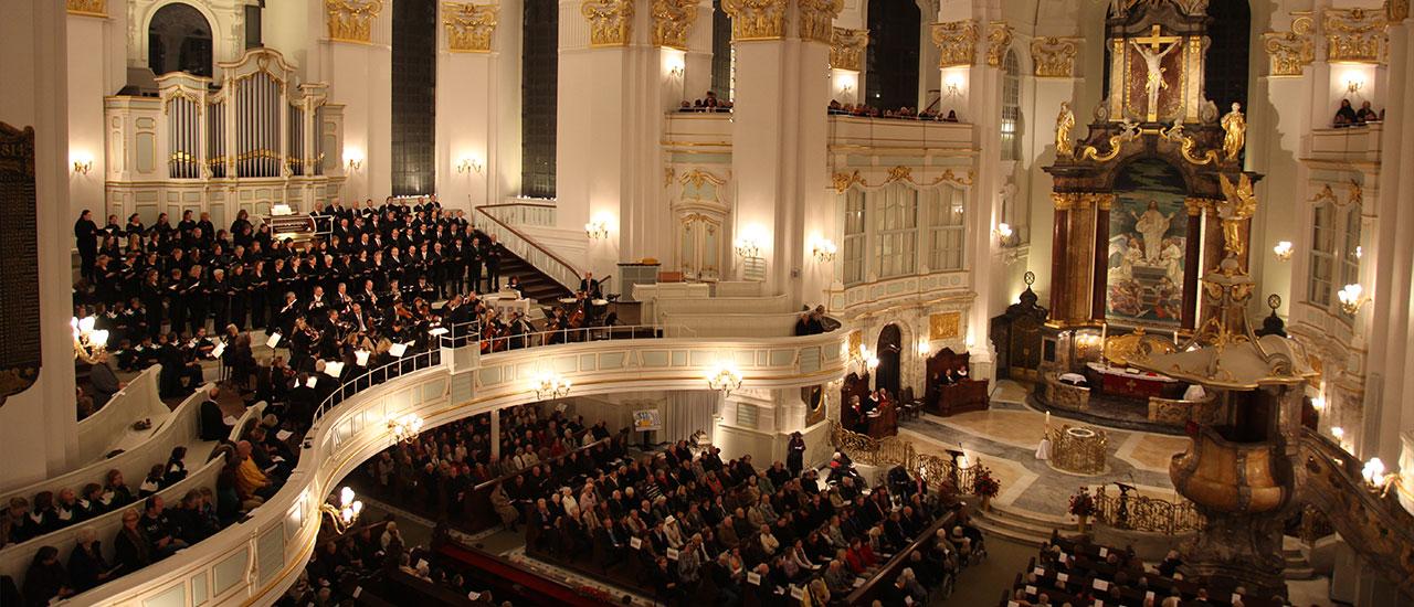 Hauptkirche St Michaelis Kommende Veranstaltungen