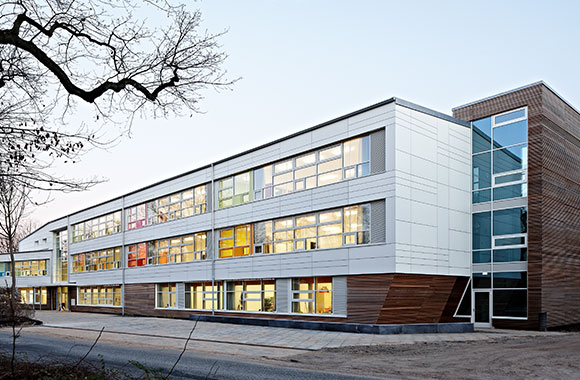 Schule Klein Flottbeker Weg