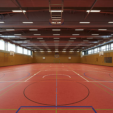 Sporthalle Bergedorf