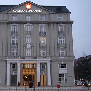 Casino Esplanade Poker